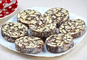 Salamul de biscuiti: un desert minunat si un deliciu traditional