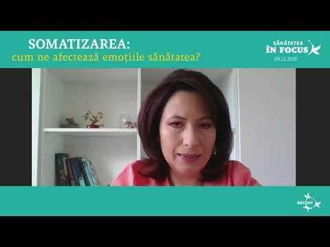 Emisiune Secom, Sănătatea în Focus: Somatizarea: Cum ne afectează emoțiile sănătatea?