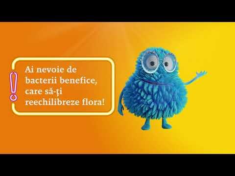 Bacteriile benefice si Jarro Dohplius FOS