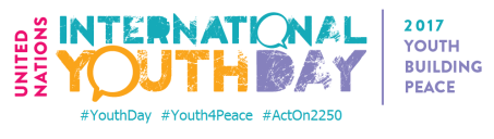 International Youth Day - 12 August 2017