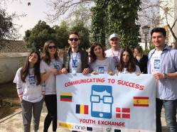 Youth Exchange Communicating To Success - Puente Genil, Spain, 15 - 22 February 2017