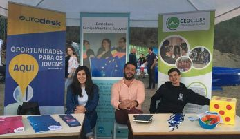 Promoting Erasmus+ to Gondomar Region - 29 July 2017