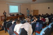 Workshopuri de informare a programului #Erasmusplus - 30 Aprilie 2017
