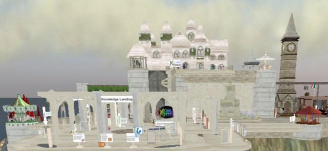 Knowledge Palace
