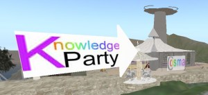 Knowledge Party@Knowledge Park, Entryway