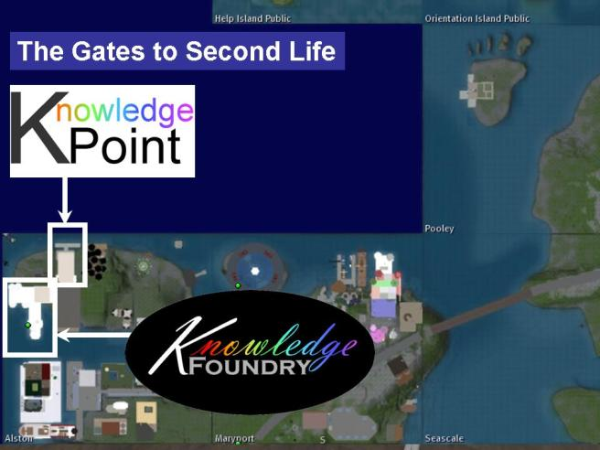 Knowledge Point Map
