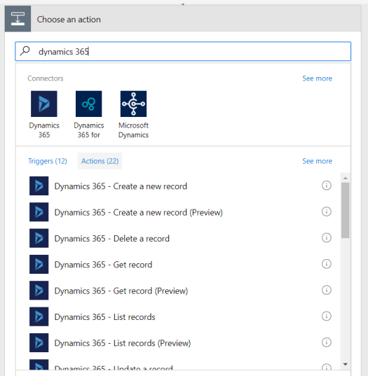 Understanding the Expand Query in the Dynamics 365 List