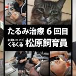 【メンズスキンケア】松原飼育員さん06|「男のたるみ治療」に挑戦