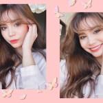 バレンタインメイク♡ Valentines Day Makeup QUICK AND SIMPLE