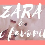 【購入品】ZARA購入品(夏物)と最近のお気に入り(コスメ・美容グッツ) アラフォーより