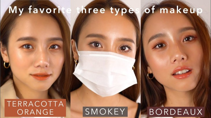 【マスクメイク】マスクでも目が映える!3つのメイクを紹介!