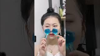 Satisfying ASMR Spa Facial Treatment | Skincare Routines | スキンケアルーチン #shorts