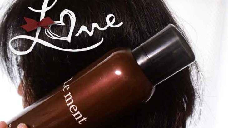 高濃度炭酸シャンプーLe ment(ルメント)の40代女性頭皮ケアレポート 続編