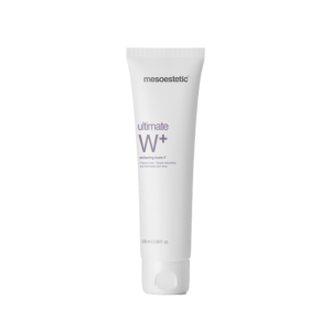 Ultimate W + Whitening Foam