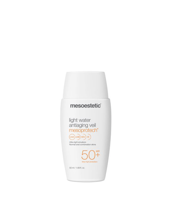 Mesoprotech Light Water Antiaging Veil 50+ SPF