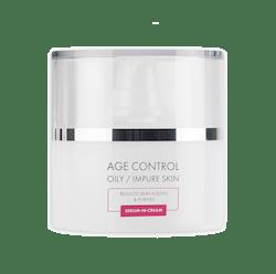 Age Control Oily / impure skin