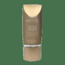 Nannic Golden legs natural beige