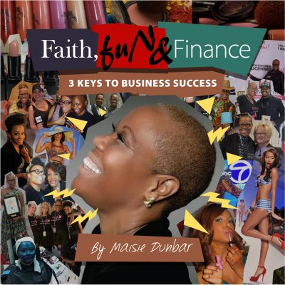 Faith, Fun and Finance Book
