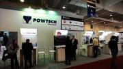 Arena Powtech de 2014