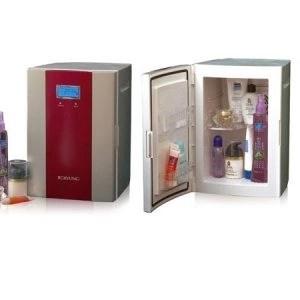Conservação a frio de produtos cosméticos, de higiene pessoal e perfumaria
