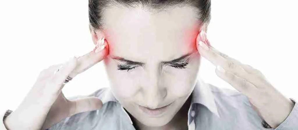 Cosmética Natural para dolores de cabeza