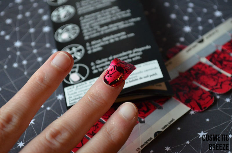 Sephora Nail Patch Art Review Ideas