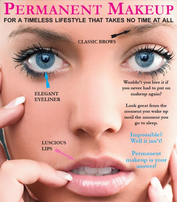 permanent makeup and micoblade