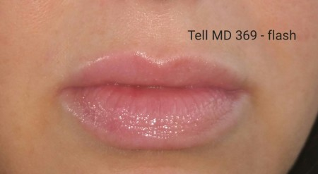 2016 Dior Addict Ultra-gloss Plump up the volume pearl 259 swatch tell me dior 369