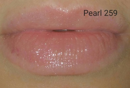 2016 Dior Addict Ultra-gloss Plump up the volume pearl 259 swatch