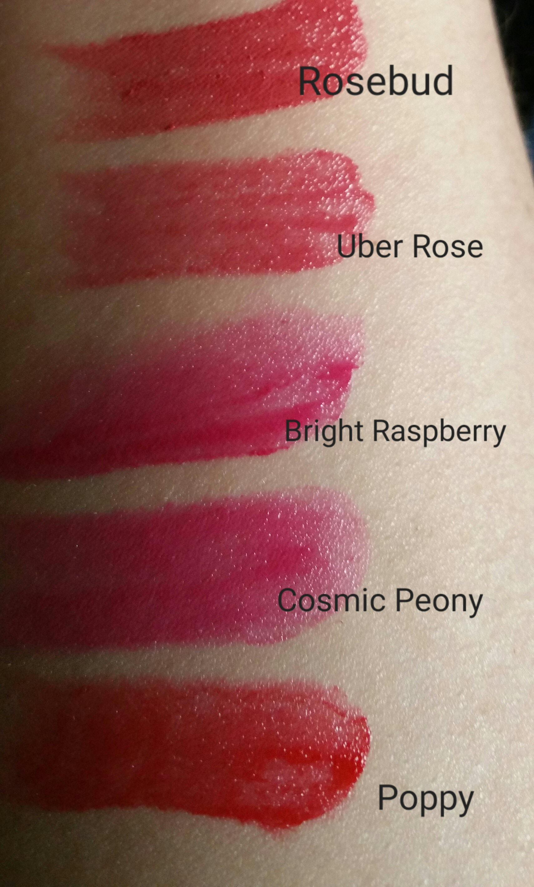 Bobbi Brown Nourishing Lip Color Redux Plus Desert Rose