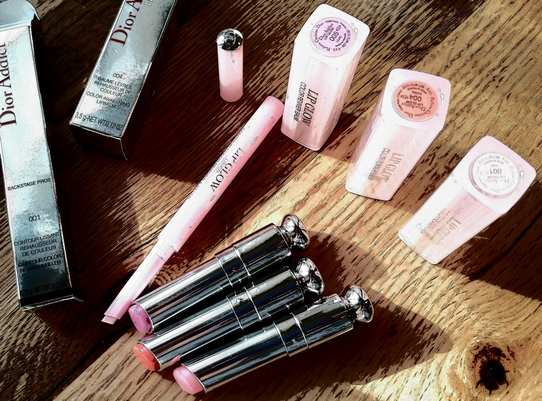 Dior Addict Lip Glow line