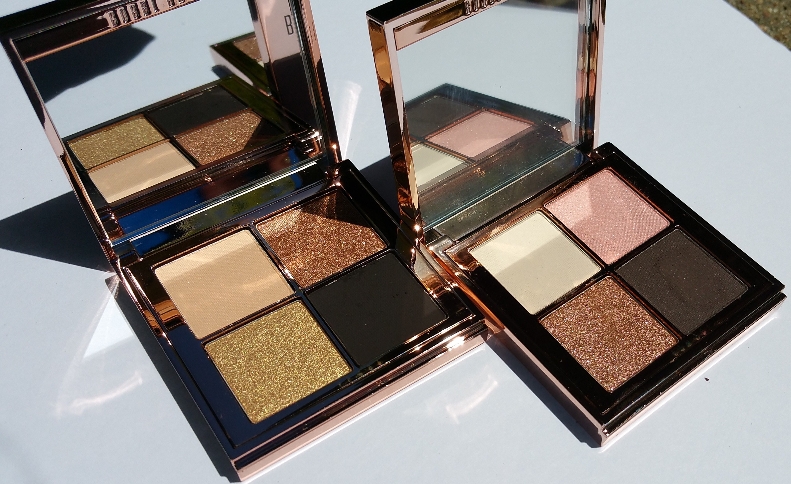 Bobbi Brown S Summer Ready Beach Hand Wash And Sunkissed Eye Shadow Palettes In Pink And Gold