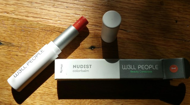 W3LL People Nudist ColorBalm No. 1