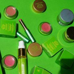 Tata Harper Volumizing Lip & Cheek Tints in Very Nice, Very Charming, Very Sweet and Very Popular