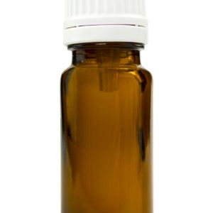 Basil Essential Oil - 10ml White Label Bottle