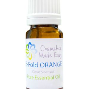 Orange Five Fold (Citrus Sinensis) Essential Oil