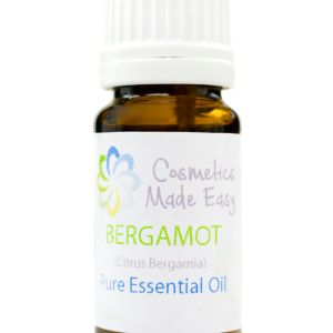 Bergamot (Citrus Bergamia) Essential Oil