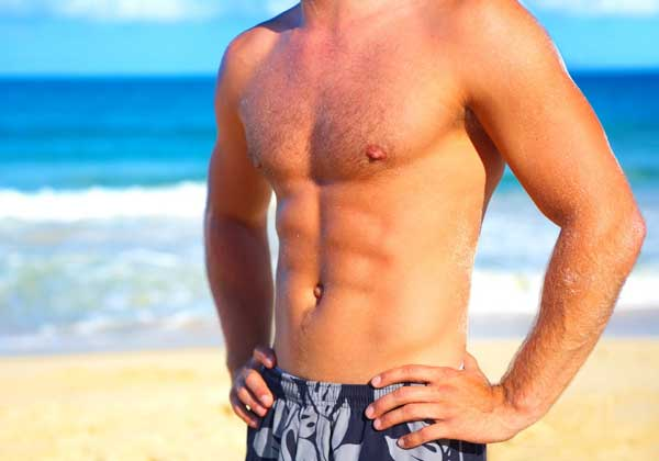Orange County Gynecomastia Gallery