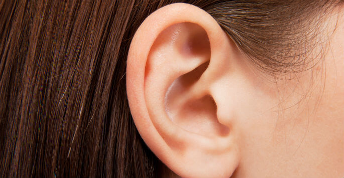 Pin Back Protruding Ears with Otoplasty