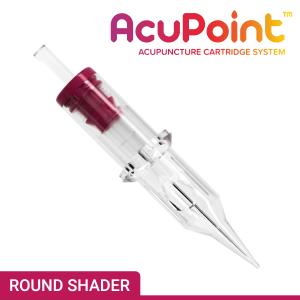 Acupoint Round Shader Acupuncture PMU Needle