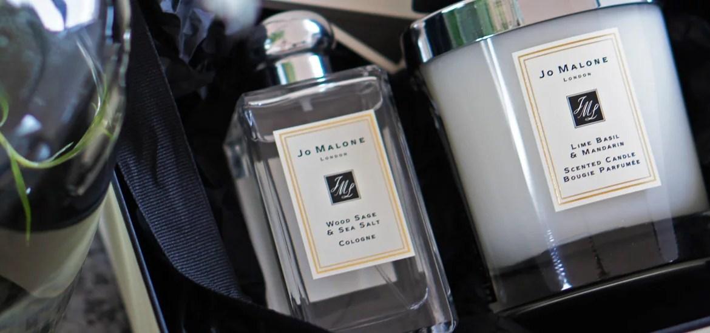 Jo Malone perfume candle set