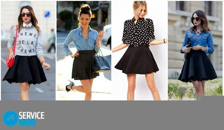 Красиво удлинить короткое платье или юбку своими руками – шикарные идеи