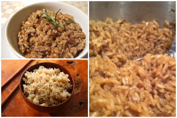 Как вкусно сварить бурый рис на гарнир: 6 полезных рецептов