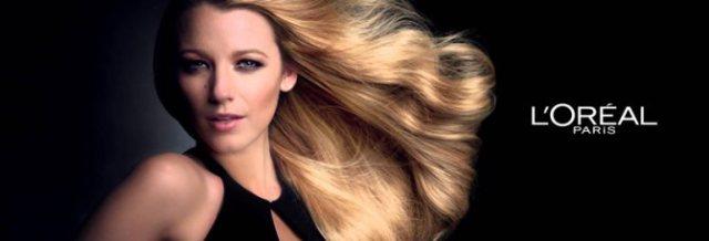 Окрашивание волос краской Лореаль