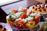 Овощные блюда на свадьбу