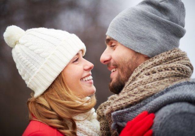 романтические чувства мужчины и женщины