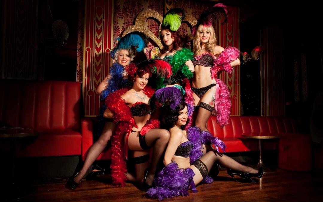 Burlesque dancing: - sexy, artistic, can-can, erotic, decadent, risqué or striptease, amateur or professional, at home or on the stage