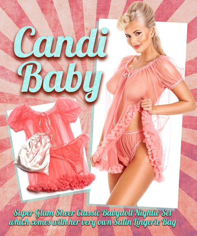 babydoll from cosmic girl clothing