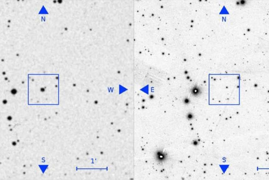 Over 100 stars VANISH from the sky, providing yet more