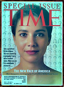 * The New Face of America *